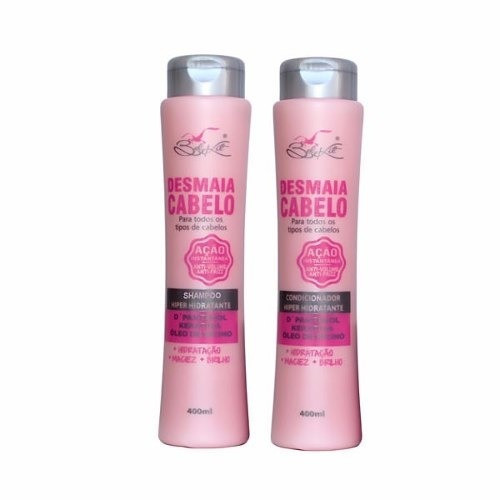 6 Shampoo 6 Condicionador Desmaia Cabelo Bel Kit Atacado
