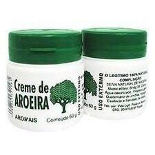 Creme De Aroeira -pomada De Aroeira Kit Com 12 Unid Original